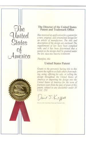 USA patent