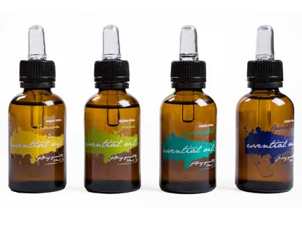 etheric oils for aromatherapy